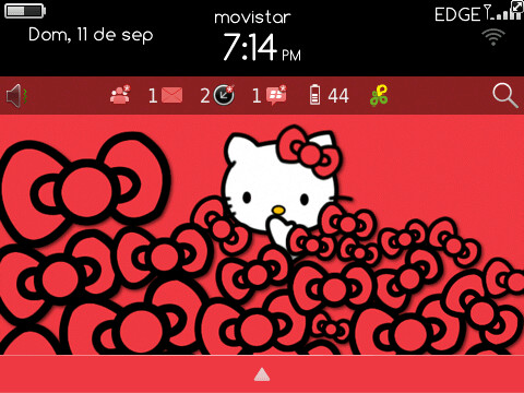 temas de hello kitty
